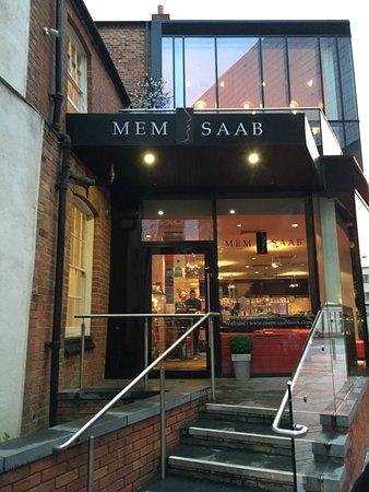 Memsaab: Front steps