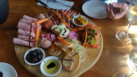 The Merchant Bar and Kitchen: What a fantastic platter