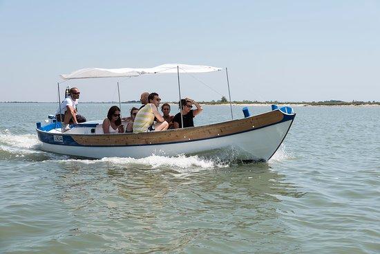 Real Venetian Boat