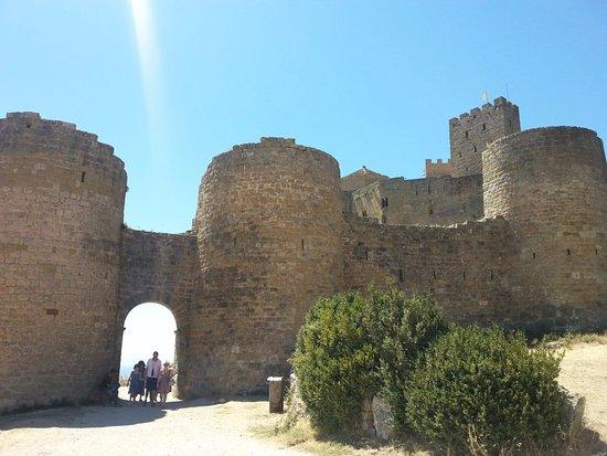 Aragón, Spanien: Castillo de Loarre