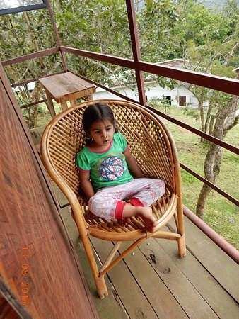 Ramakkalmedu, India: Balcony of Tree House