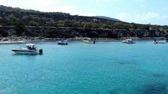 Latchi, Cyprus: Laguna Blu - Blue Lagoon