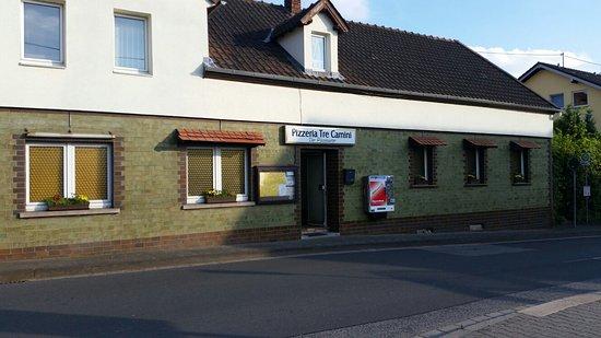 Bad Sobernheim, Germany: Pizzeria Tre Camini