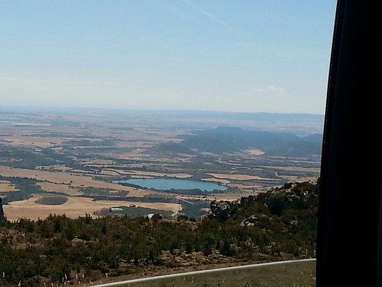 La Sotonera, España: Vistas