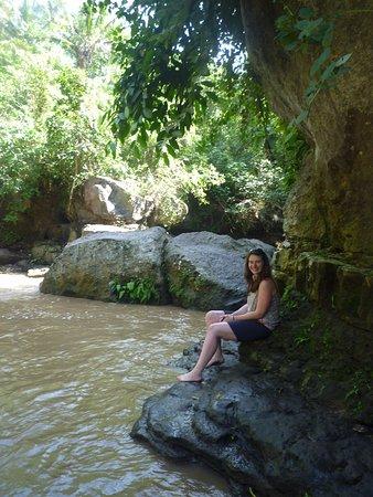 Kerobokan, Indonesië: Hidden canyon
