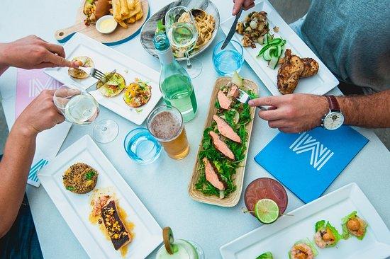 Scarborough, Australia: Restaurant Dining