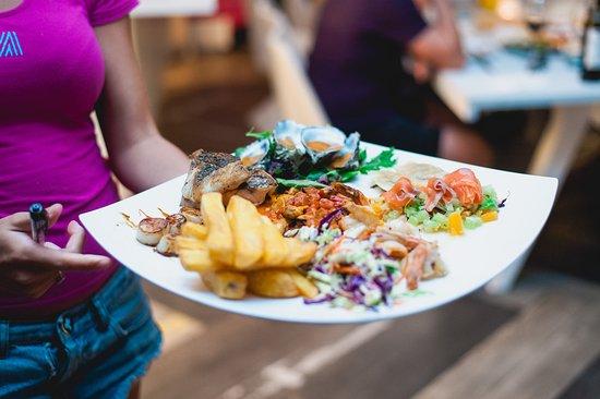 Scarborough, Αυστραλία: Tasting Plate