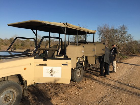 Elephant Plains Game Lodge-billede