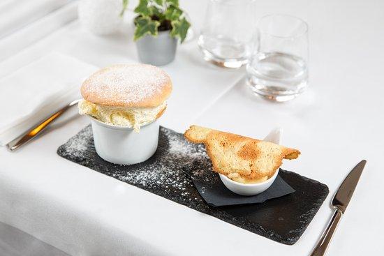Dessert fait maison picture of la table de l arboisie for La table a dessert