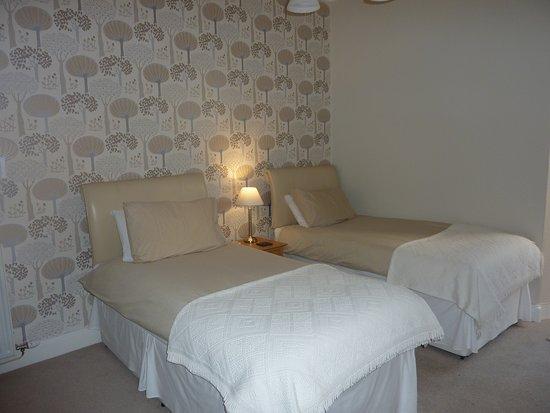 Карнусти, UK: Troon room