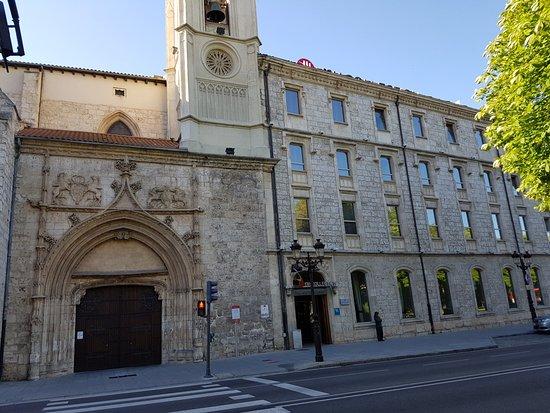 Bilde fra NH Collection Palacio de Burgos