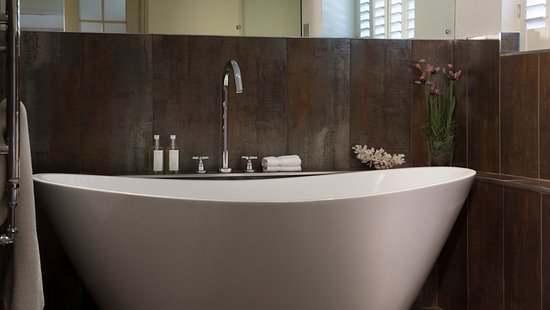 Hordle, UK: Bathroom