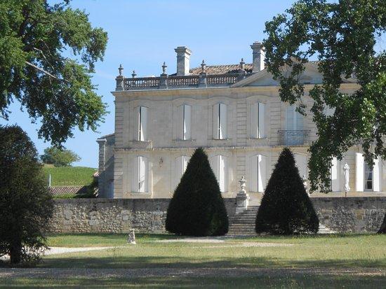 Chateau de La Dauphine: le château