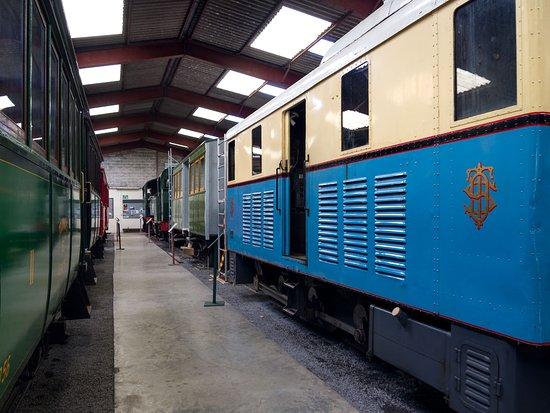 Musee des Tramways a Vapeur et Chemins de Fer secondaires Francais