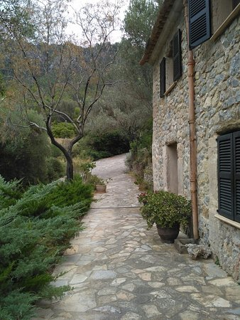 Estellencs, Ισπανία: Beautiful renovated Mallorca house casa pedra