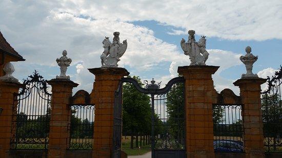 Memmelsdorf, Alemania: das Portal