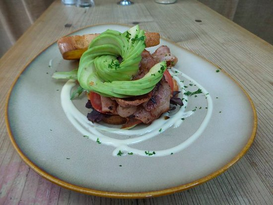Moss Vale, Australia: The very best BLT with avo that I have ever eaten. Photo Liz Posmyk, Good Things.