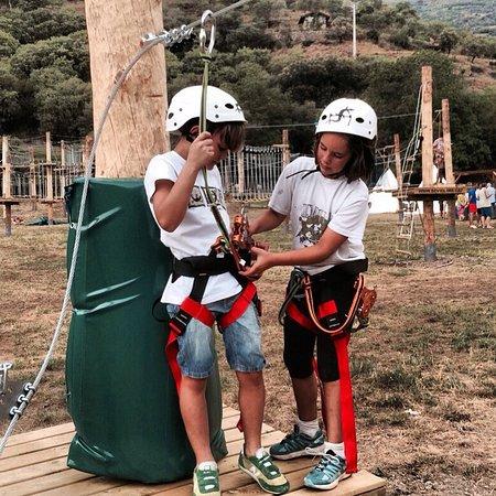 Rialp, Hiszpania: genial para todas las edades