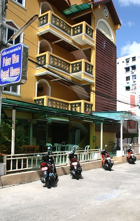 Priew Wan Guesthouse: Motorbike for rent