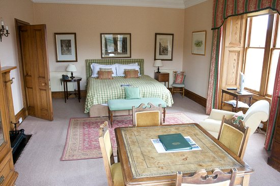Ardgay, UK: One of the unique rooms inside the lodge