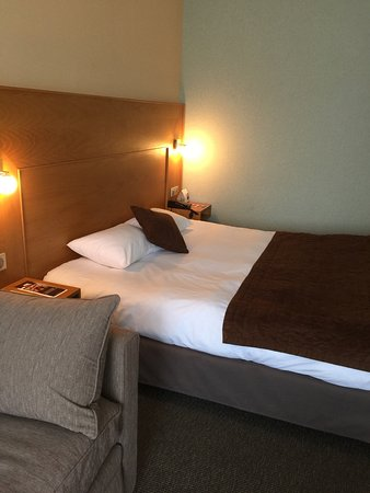 Laon, France : La chambre
