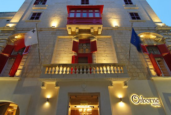 Photo of Osborne Hotel Valletta