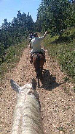 Lead, Dakota del Sur: Andy's Trail Rides