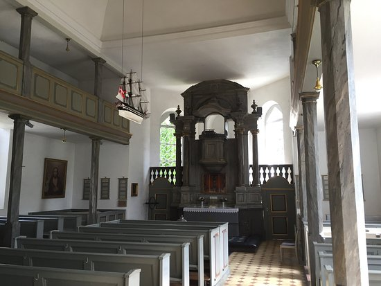 Damsholte Kirke