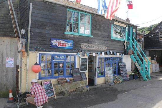 Cadgwith, UK: Dieser kleine Fischerort in Cornwall ist an Idylle kaum zu übertreffen!