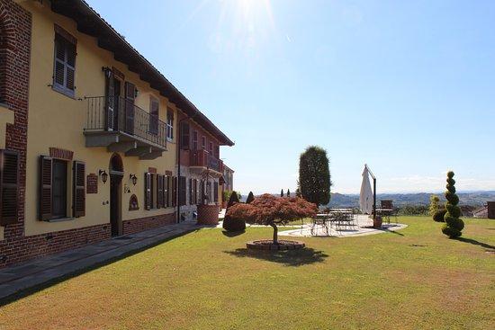 Tigliole, Włochy: Garten