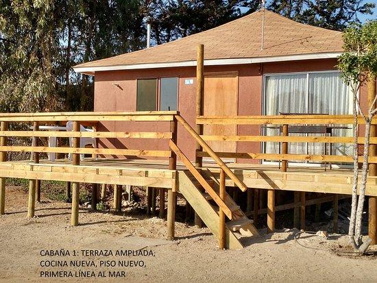 Cabanas y Camping Mar Azul