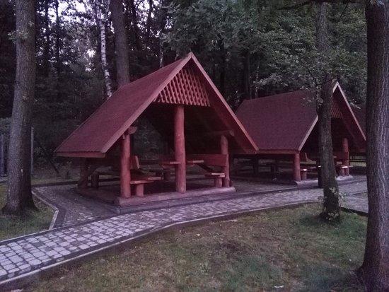 Pstrazna, Polen: Altany.