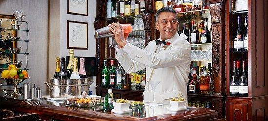 ذا إجيرتون هاوس هوتل: Bar