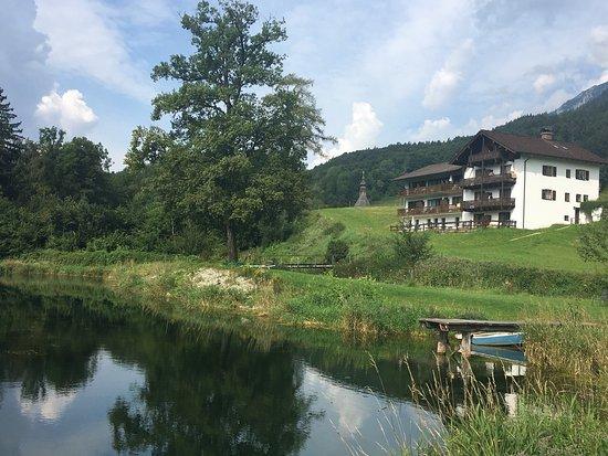 Hotel Gablerhof: Невероятно красивое место и очень дружелюбный персонал! Советую Всем, кто устал от людей и хочет