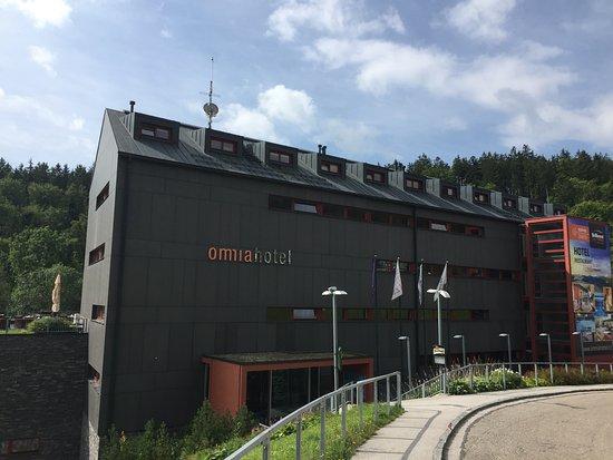 SkiResort Hotel Omnia: Hotel