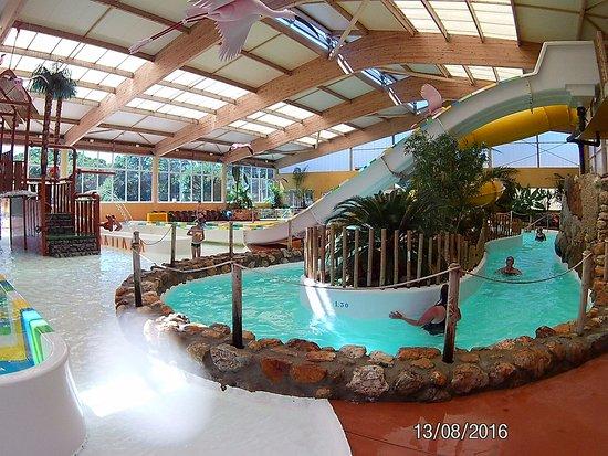piscine int rieure photo de camping le moulin de cadillac noyal muzillac tripadvisor. Black Bedroom Furniture Sets. Home Design Ideas