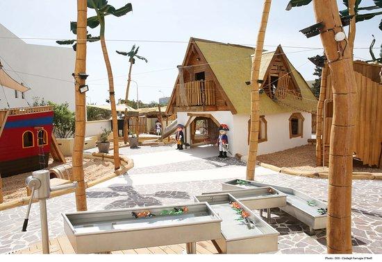 Hal Far, Malta: Playmobil FunPark Malta new outdoor play area