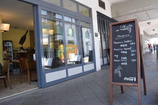 Cafe Am Markt Karlsruhe Restaurant Bewertungen Telefonnummer