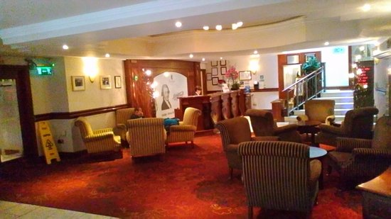 Leixlip, Irlande : reception