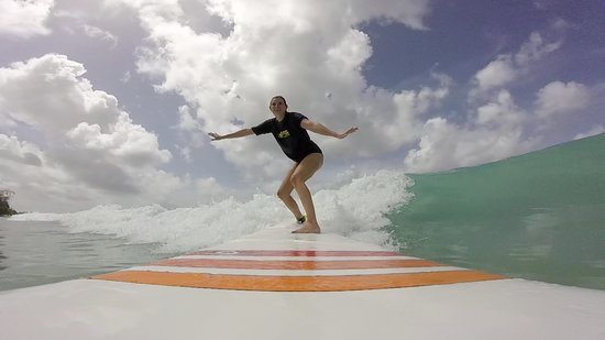 Atlantic Shores, Barbados: A mobile surfing service we can collect and drop off at any location and surf any surfing beach
