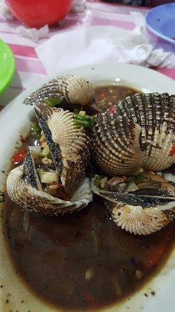 Kota Kinabalu District, มาเลเซีย: Sea Food