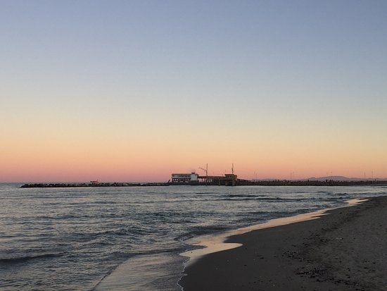 Province of Ravenna, Italy: Tramonti dal Coya Beach