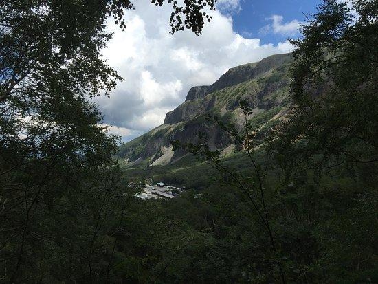 Heifengkou of Changbai Mountain