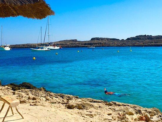 Binibeca Beach: photo3.jpg