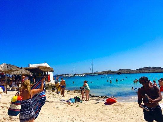 Binibeca Beach: photo5.jpg