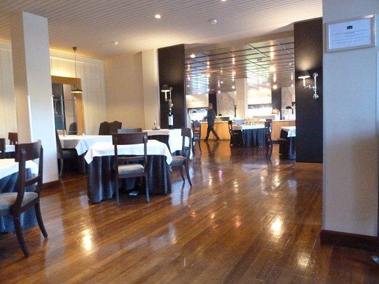 Hotel abba Formigal: l'entrée du restaurant