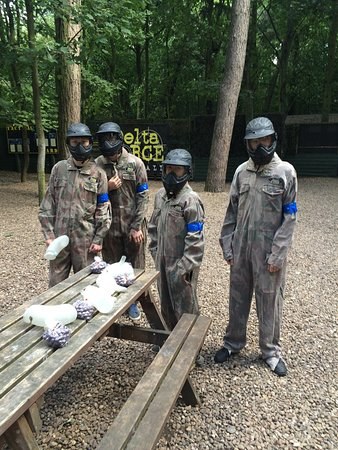 Delta Force Paintball Kegworth: photo0.jpg