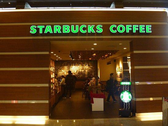 Starbucks - TPE Taiwan Taoyuan Intl. Airport - T1 - 3FN