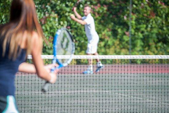 Summer Lodge: Tennis