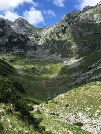 Durmitor National Park, Montenegro: On the way up to the Ice Cave